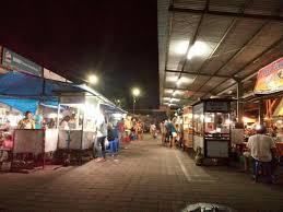 Gallery Kuliner Murah Meriah di Pasar Malam Shindu