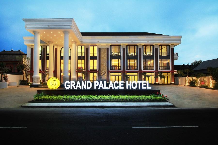 Gallery Grand Palace Hotel Sanur