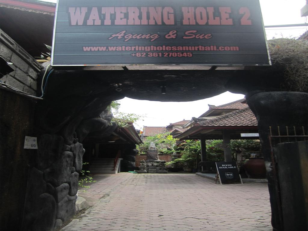 Gallery Agung And Sue Watering Hole II